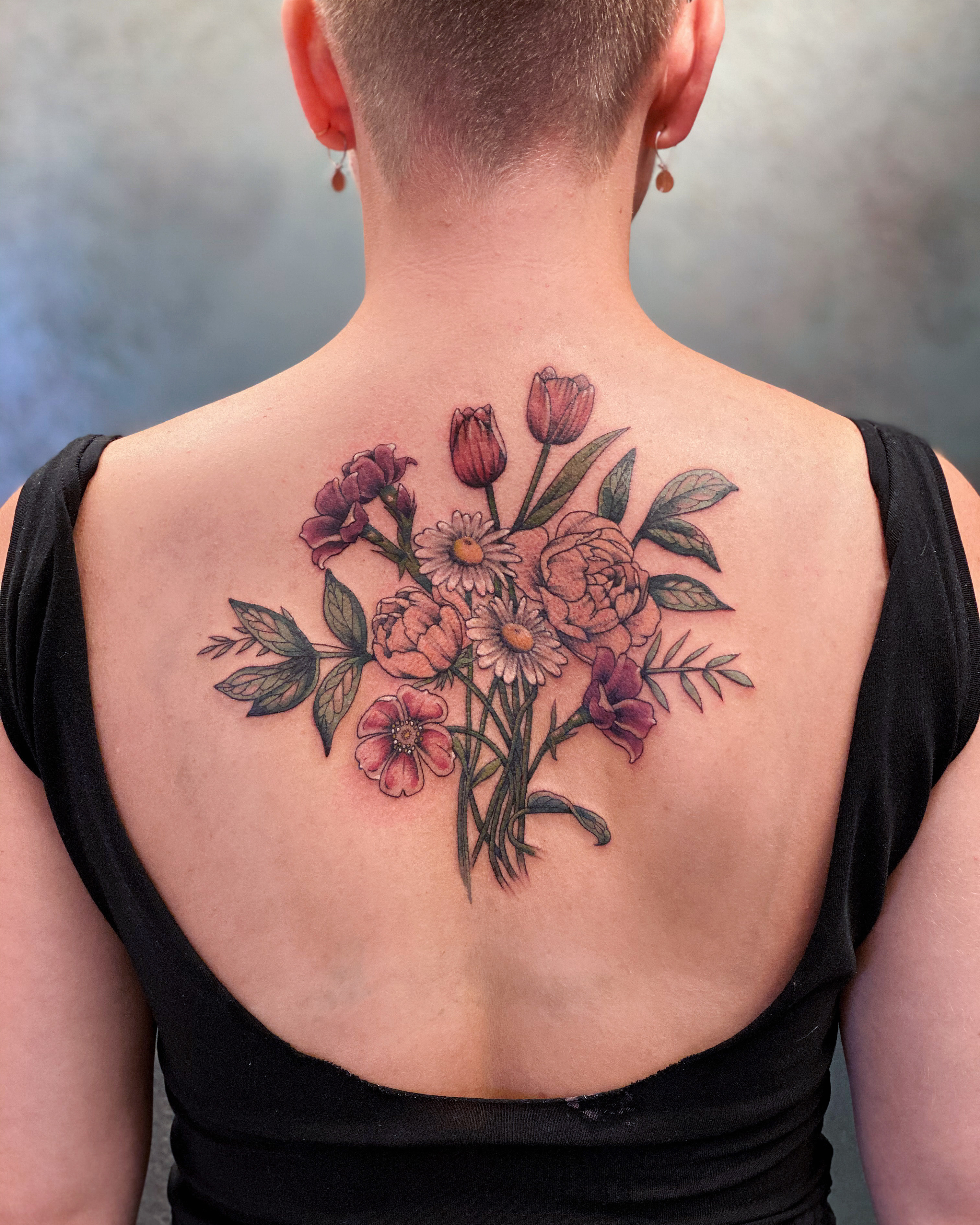 FlowersBack